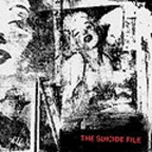 "IND46-2 The Suicide File ""s/t"" CD Album Artwork"