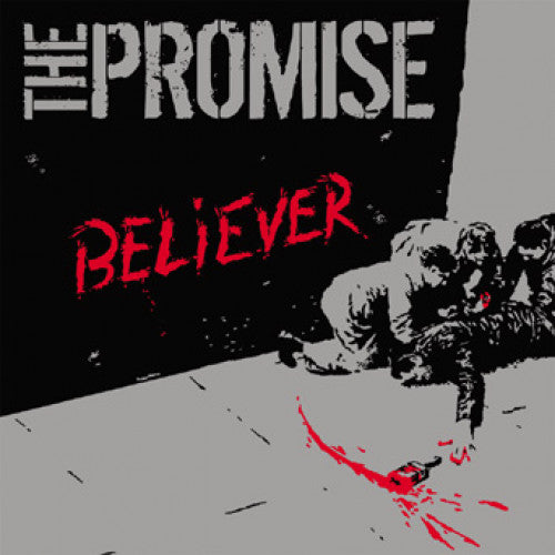 "IND53-2 The Promise ""Believer"" CD Album Artwork"