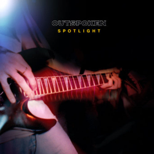 "IND69-2 Outspoken ""Spotlight"" CD Album Artwork"