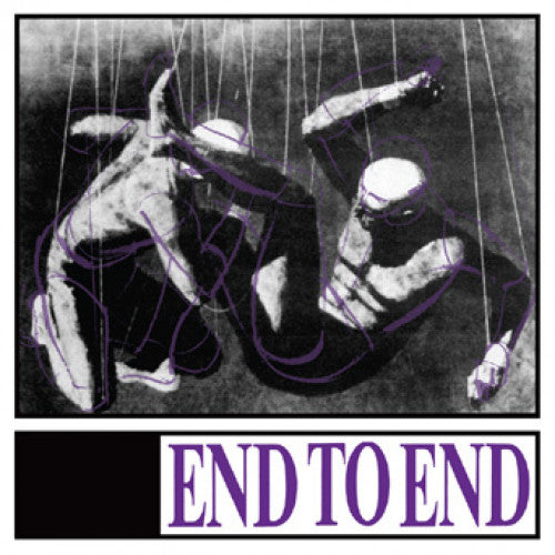 "IND72-2 End To End ""Dedicated To The Emotion"" CD Album Artwork"