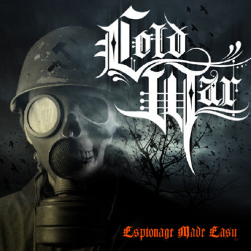 "IND80-2 Cold War ""Espionage Made Easy"" CD Album Artwork"