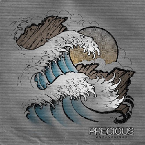 "IND97-1 Precious ""Unravelings"" LP Album Artwork"