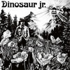 "JAG196-1 Dinosaur Jr. ""Dinosaur"" LP Album Artwork"