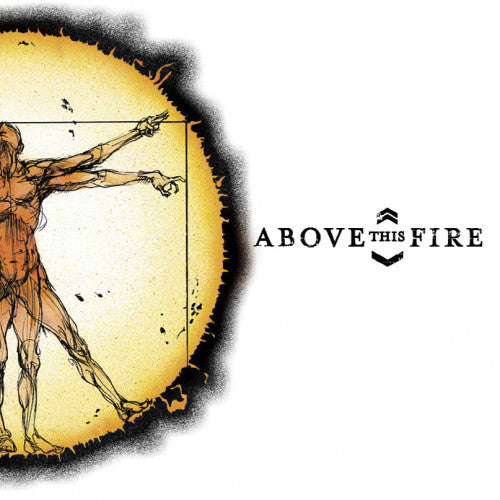 "LFS32-2 Above This Fire ""In Perspective"" CD Album Artwork"