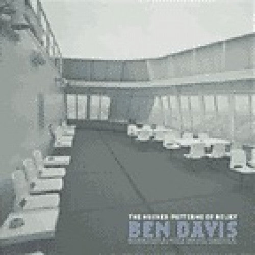 "LOV024-2 Ben Davis ""The Hushed Patterns of Relief"" CD Album Artwork"