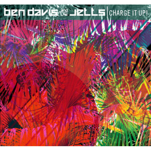 "LOV061-2 Ben Davis ""Charge It Up!"" CD Album Artwork"