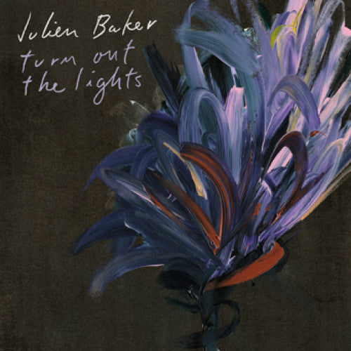 "MATA1129-1 Julien Baker ""Turn Out The Lights"" LP Album Artwork"