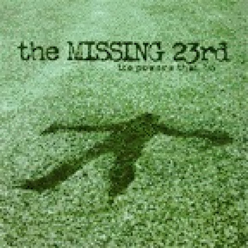 "MKD01-1 The Missing 23rd ""The Powers That Be"" LP Album Artwork"