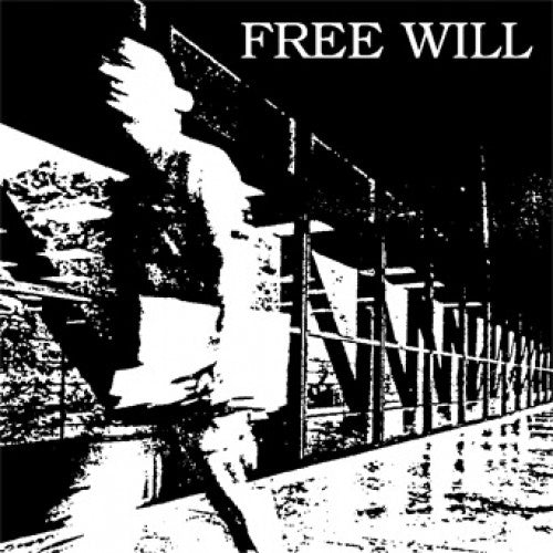 "MKD12-1 Freewill ""s/t"" 7"" Album Artwork"