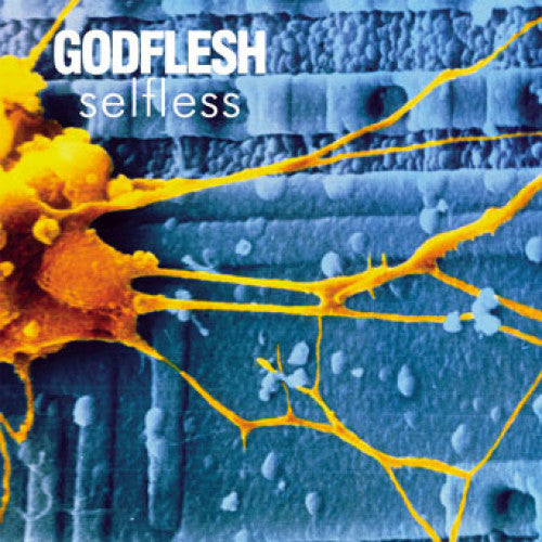 "MOSH085-1 Godflesh ""Selfless"" LP Album Artwork"