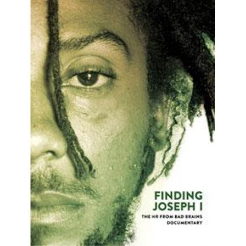 "MVD0576-DVD James Lathos ""Finding Joseph I: The HR From Bad Brains Documentary"" -  DVD"