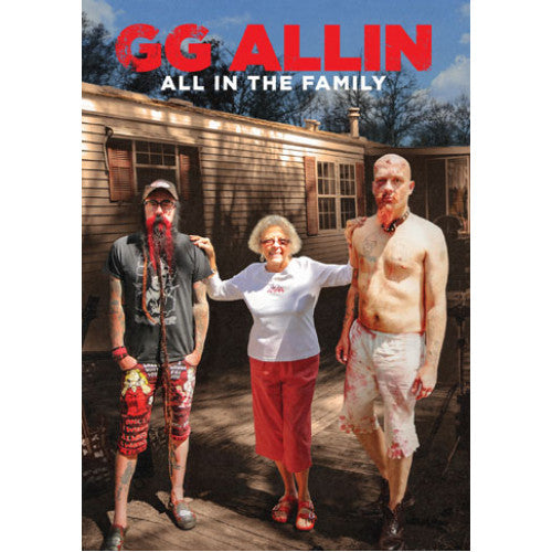 "MVD2727-DVD GG Allin ""All In The Family"" -  DVD"