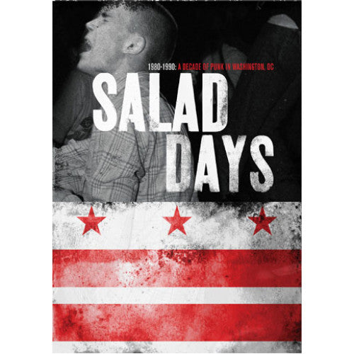 "MVD5848-DVD Salad Days ""A Decade Of Punk In Washington, DC (1980-90)"" - DVD"