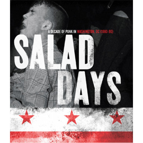 "MVD7877-BR Salad Days ""A Decade Of Punk In Washington, DC (1980-90)"" - Blu-Ray Disc"