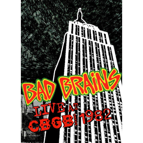 "MVD98-DVD Bad Brains ""Live At CBGB 1982"" -  DVD"