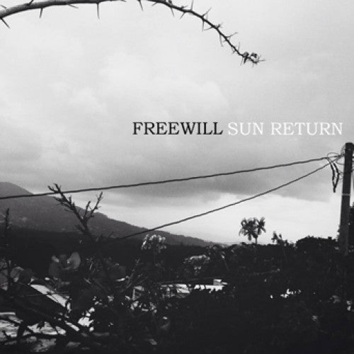 "NA063-1 Freewill ""Sun Return"" LP Album Artwork"
