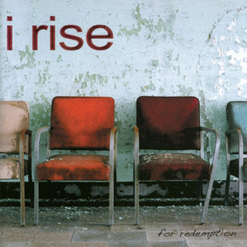 "NINE015-1 I Rise ""For Redemption"" LP Album Artwork"