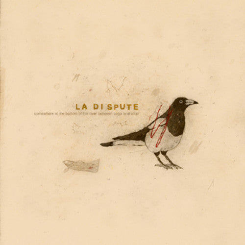 "La Dispute ""Somewhere At The Bottom Of The River Between Vega And Altair: 10th Anniversary Edition"""