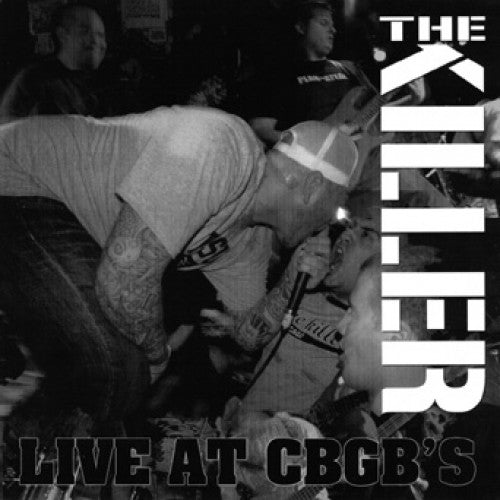 "OCR007-1 Plan Of Attack / The Killer ""Split"" 7"" Album Artwork"