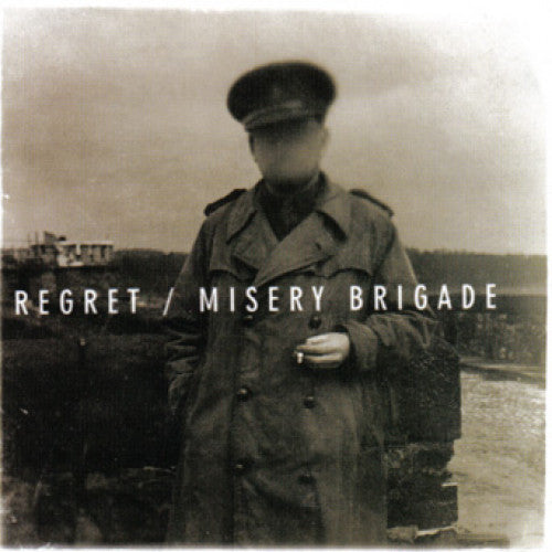 "OCR015-2 Regret ""Misery Brigade"" CD Album Artwork"