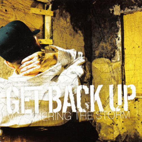 "OCR026-2 Get Back Up ""Weathering The Storm"" CD Album Artwork"