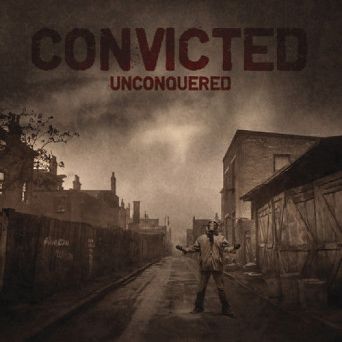 "OCR029-1 Convicted ""Unconquered"" 7"" Album Artwork"