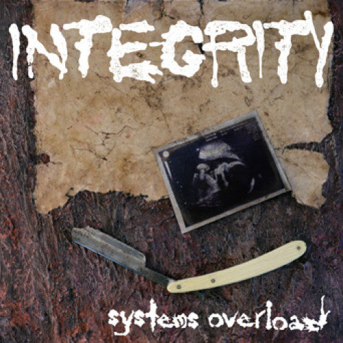 "OCR042-1 Integrity ""Systems Overload"" LP Album Artwork"