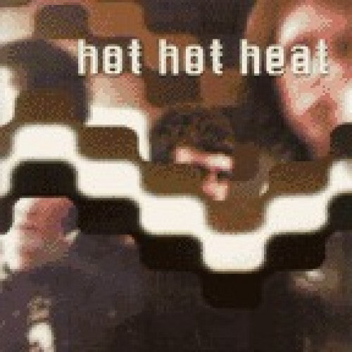 "OHEV09-2 Hot Hot Heat ""Scenes One Through Thirteen"" CD Album Artwork"
