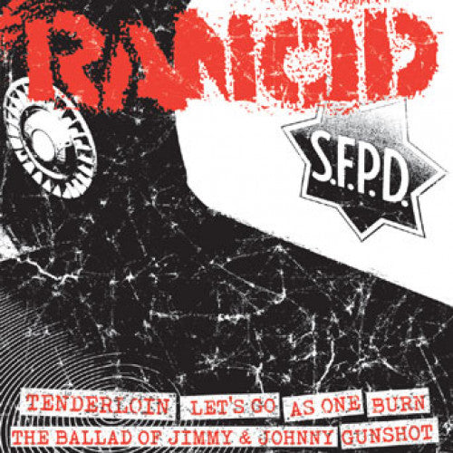 "Rancid ""Tenderloin + Let's Go + As One/Burn + The Ballad of Jimmy & Johnny + Gunshot"""