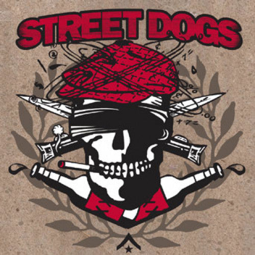 "PIR086-1 Street Dogs ""Crooked Drunken Sons"" 7"" Album Artwork"