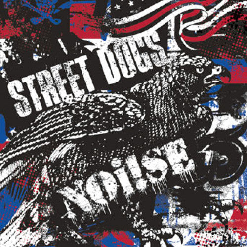"PIR118-1 Street Dogs / Noi!se ""Split"" 10"" Album Artwork"