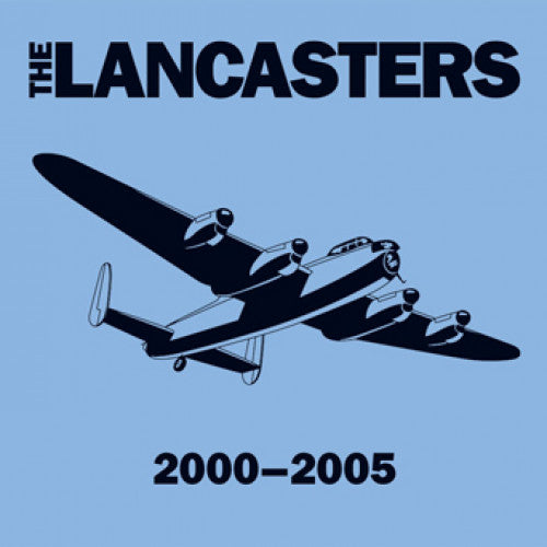 "PIR140-1 The Lancasters ""Alexander & Gore: 2000-2005"" LP Album Artwork"