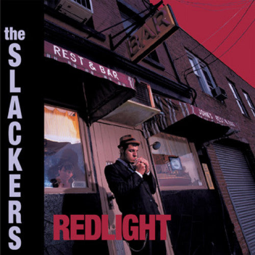 "PIR167-1 The Slackers ""Redlight (20th Anniversary Edition)"" LP Album Artwork"