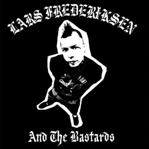 "PIR173-1 Lars Frederiksen And The Bastards ""s/t"" LP Album Artwork"