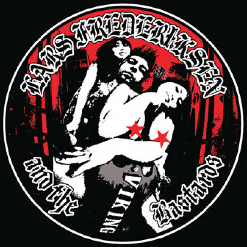 "PIR175-1 Lars Frederiksen And The Bastards ""Viking"" LP Album Artwork"