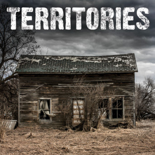 "PIR191-2 Territories ""s/t"" CD Album Artwork"