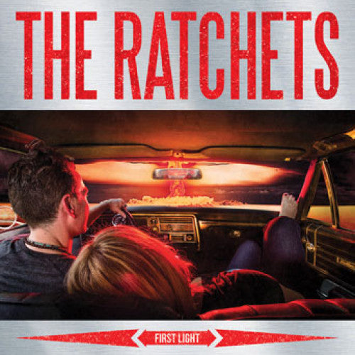 "PIR199-2 The Ratchets ""First Light"" CD Album Artwork"