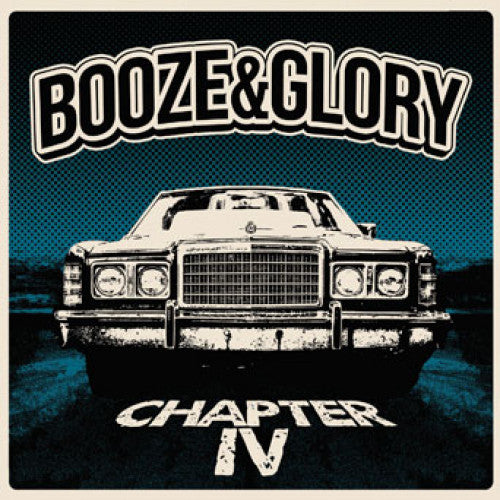 "PIR223-2 Booze & Glory ""Chapter IV"" CD Album Artwork"