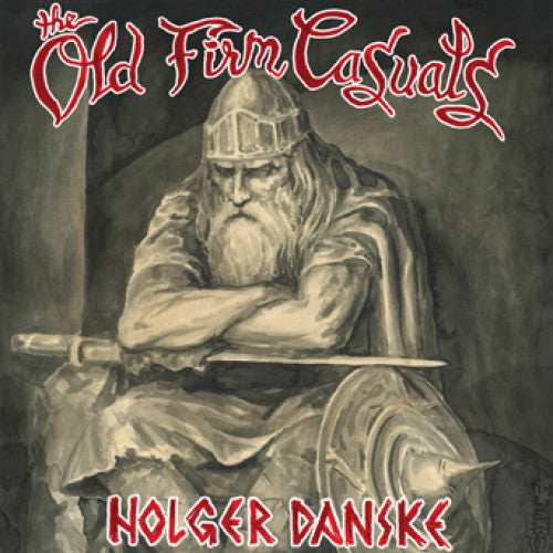 "PIR230-2 The Old Firm Casuals ""Holger Danske"" CD Album Artwork"