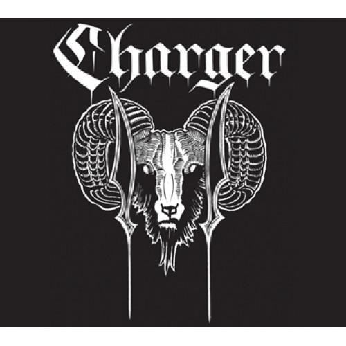 "PIR234-1/2 Charger ""s/t"" LP/CD Album Artwork"