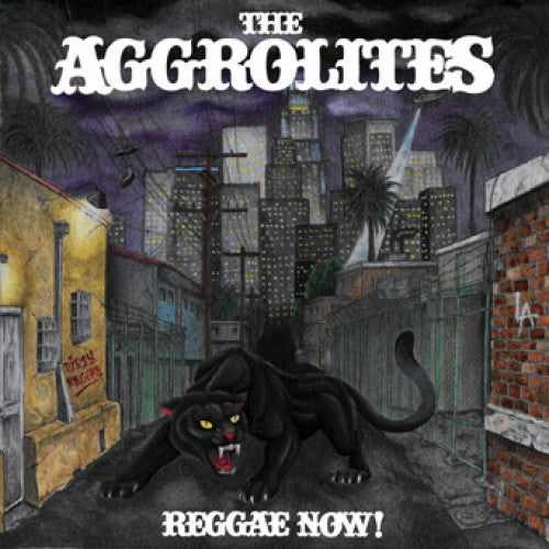 "PIR237-2 The Aggrolites ""Reggae Now!"" CD Album Artwork"