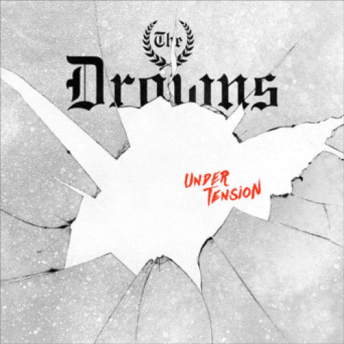 "PIR250-2 The Drowns ""Under Tension"" CD Album Artwork"