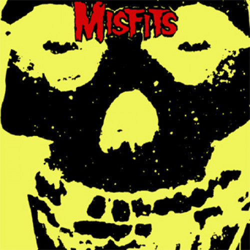 "PL9009-1 Misfits ""s/t (""Collection I"")"" LP Album Artwork"
