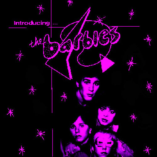 "PNV062-1 The Barbies ""Introducing The Barbies"" 12""ep Album Artwork"