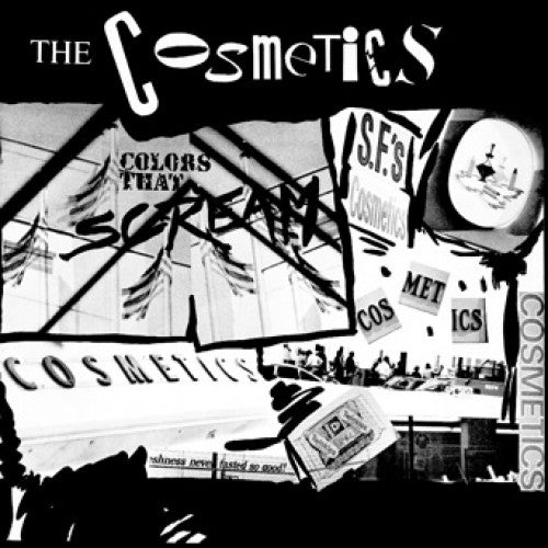 "The Cosmetics ""Cosmetics 10"" And Demo 1979"""