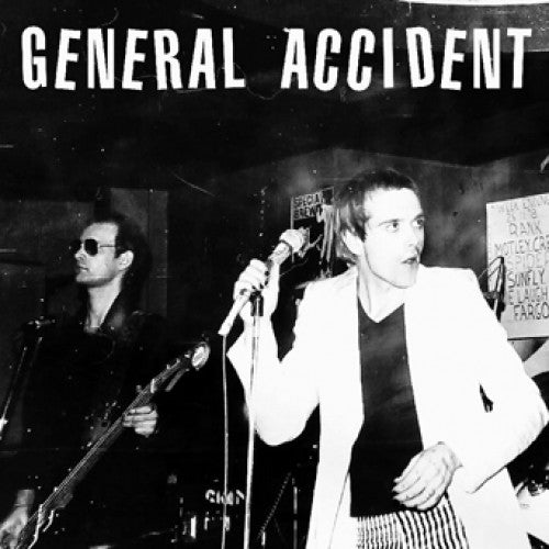 "PNVPP03-1 General Accident ""Look Alright b/w Trouble Makers (live)"" 7"" Album Artwork"