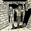 "RADI010-1 Agnostic Front ""No One Rules"" LP Album Artwork"