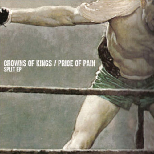 "REAP008-2 Crowns Of Kings / Price Of Pain ""Split"" CD Album Artwork"