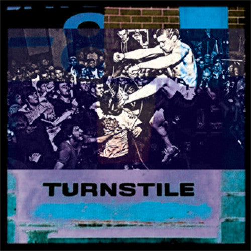 "REAP043-1 Turnstile ""Pressure To Succeed"" 7"" Album Artwork"