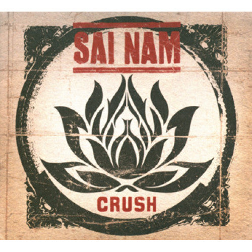 "REAP050-2 Sai Nam ""Crush"" CD Album Artwork"